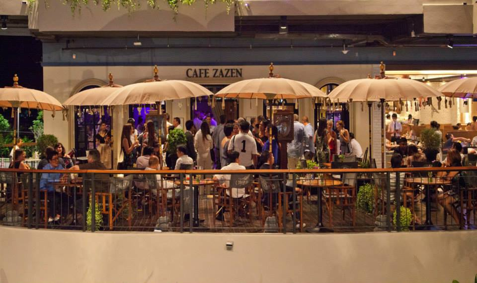 Tonight is Ladies night at Cafe Zazen | Samui Times