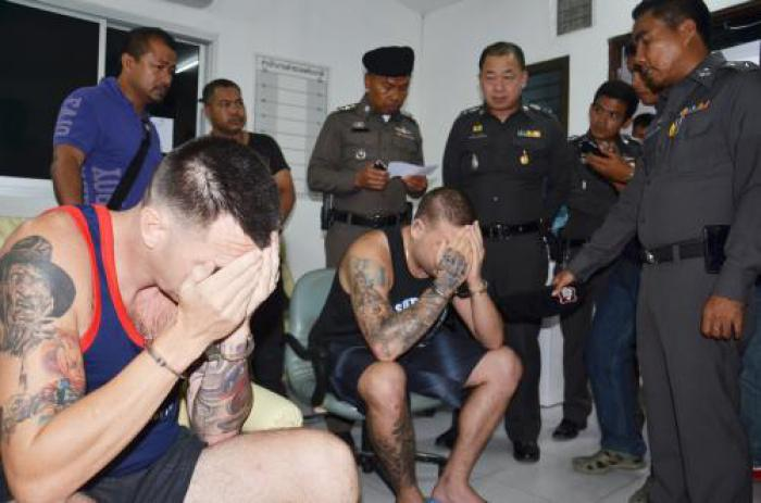Police corruption lets two Aussie gunmen go free | Samui Times
