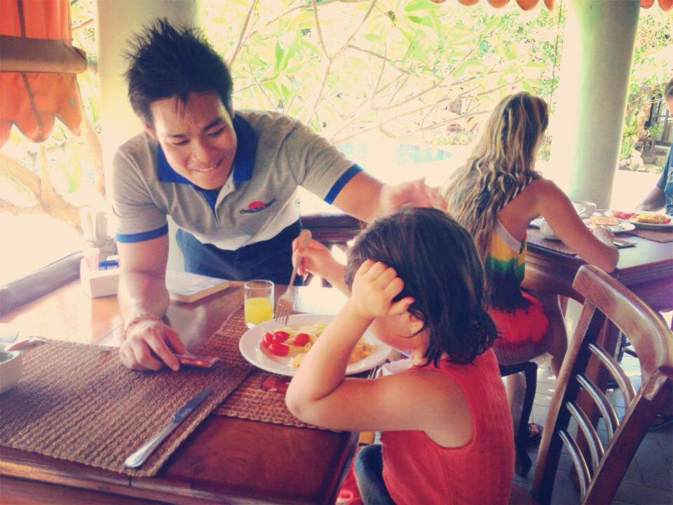 The story of a missing girl with a happy ending from Chawengburi Resort | Samui Times