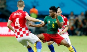 Group A - Cameroon vs Croatia