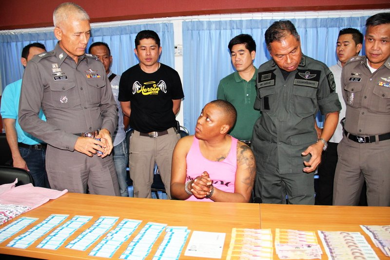 S African caught in Phuket with 72 skimmed ATM cards | Samui Times