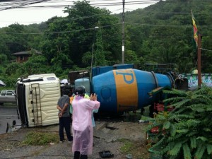 fatal truck accident phuket