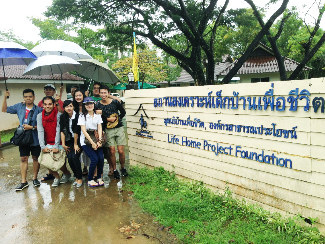 Local resident asks for help to raise money for the Home & Life orphanage | Samui Times