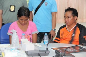 pair arrested in phuket