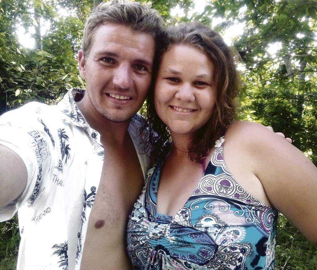 South African couples dream vacation turns into a nightmare after a motorbike accident   Samui Times