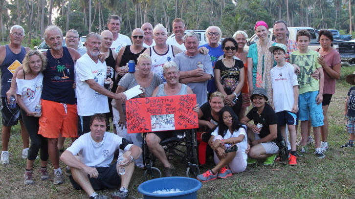 Koh Samui Hash House Harriers – A drinking club with a running problem | Samui Times