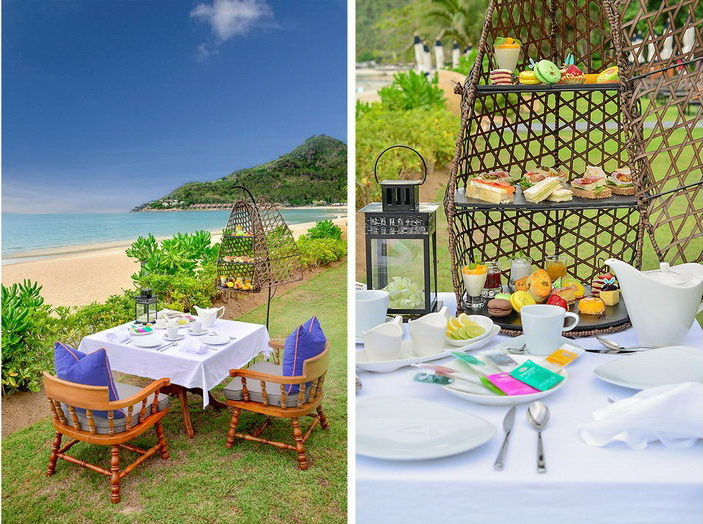 High Tea – Thai Style Jib Nam Cha at the Vana Belle Resort | Samui Times