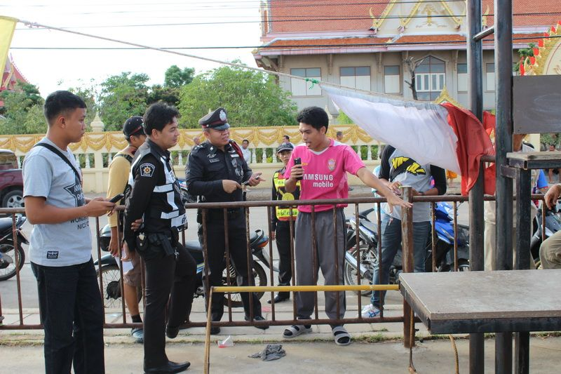 Electricity Leakage Kills Schoolboy Beneath Sports Bleacher | Samui Times
