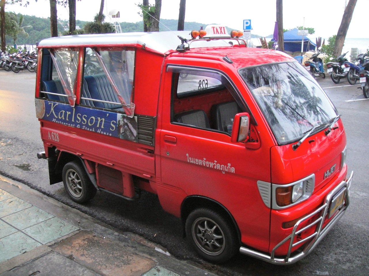 Huge changes proposed for Phuket's taxi and tuk-tuk system | Samui Times