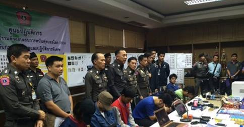 Police On Alert For Devastated World Cup Gamblers | Samui Times