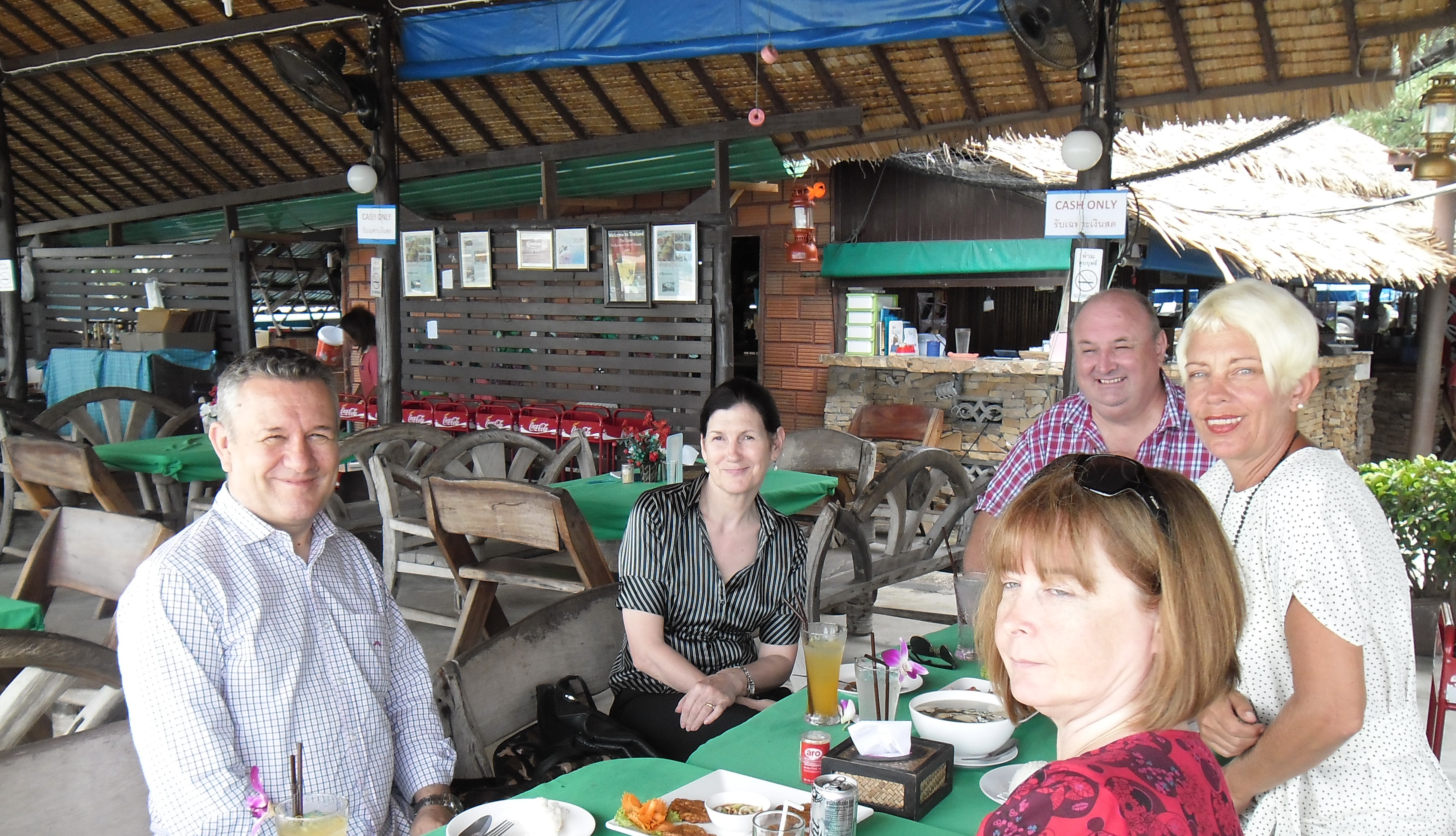 Vice consuls of the British Embassy in Bangkok visit Koh Samui | Samui Times