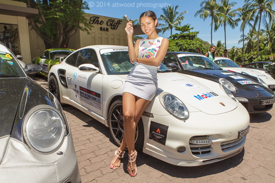 Singapore Porsche Owners Club enjoy Samui's The Cliff Bar and Grill   Samui Times