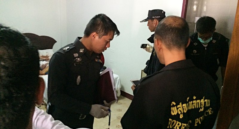 Russian tourist found dead in Phuket hotel with 7 stab wounds police conclude it was suicide | Samui Times