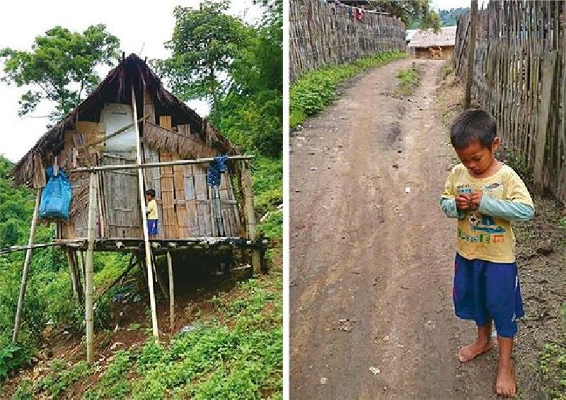 New Life – And New Name – For Abandoned Hill Tribe Boy | Samui Times