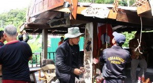 beach bars pulled down in Phuket