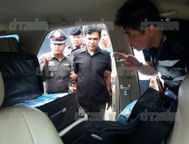 Chiang Mai Anti-Drug Police Chief Arrested For Drug Delivery   Samui Times
