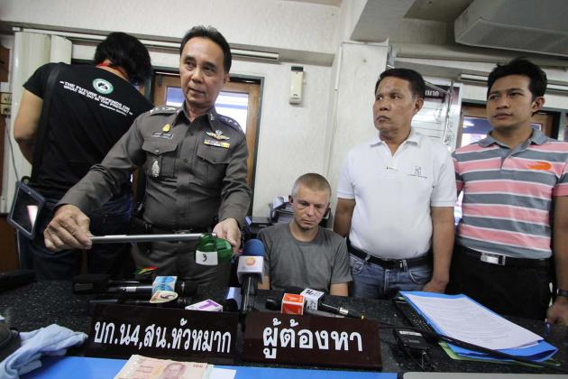 Russian ATM skimmer fears for his life when asked to give police details of his criminal gang | Samui Times