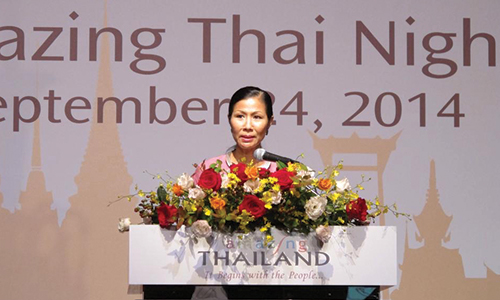 TAT boosts Thailand's image among Japanese travellers at JATA Tourism Expo 2014 | Samui Times