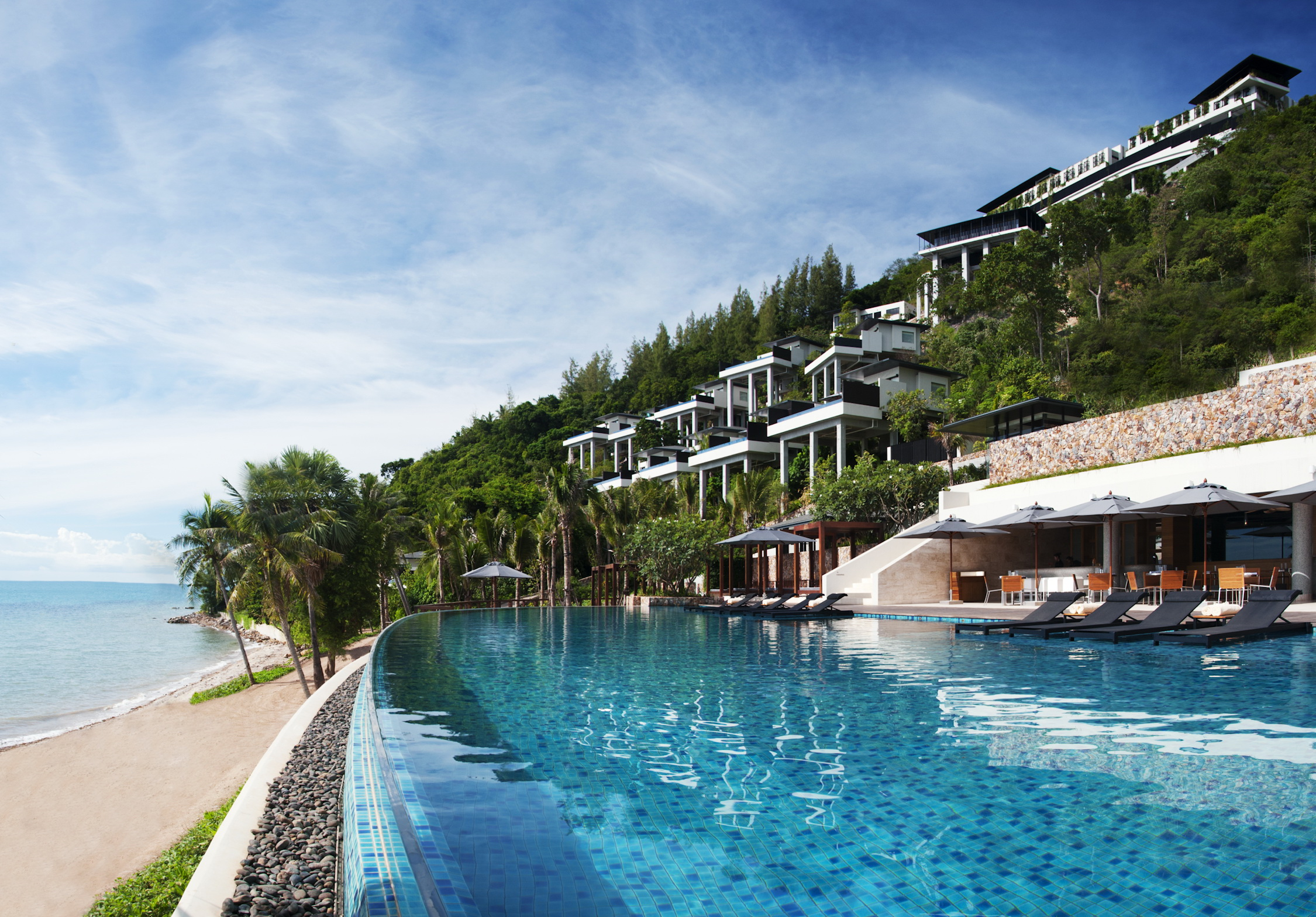 Conrad Koh Samui Awarded the World's Best Luxury Hideaway Resort | Samui Times
