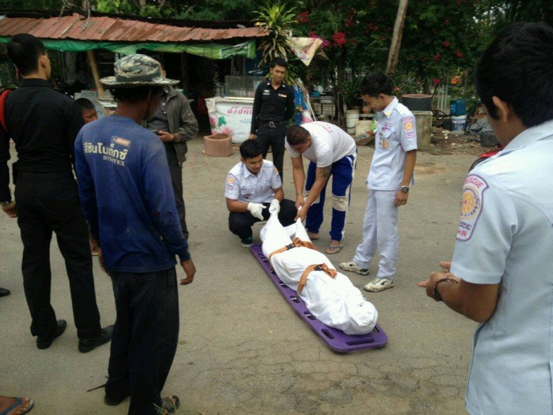 Dead body found floating in Phuket Town canal | Samui Times