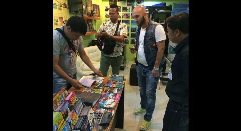 Georgian arrested for illegal tour sales in Phuket | Samui Times