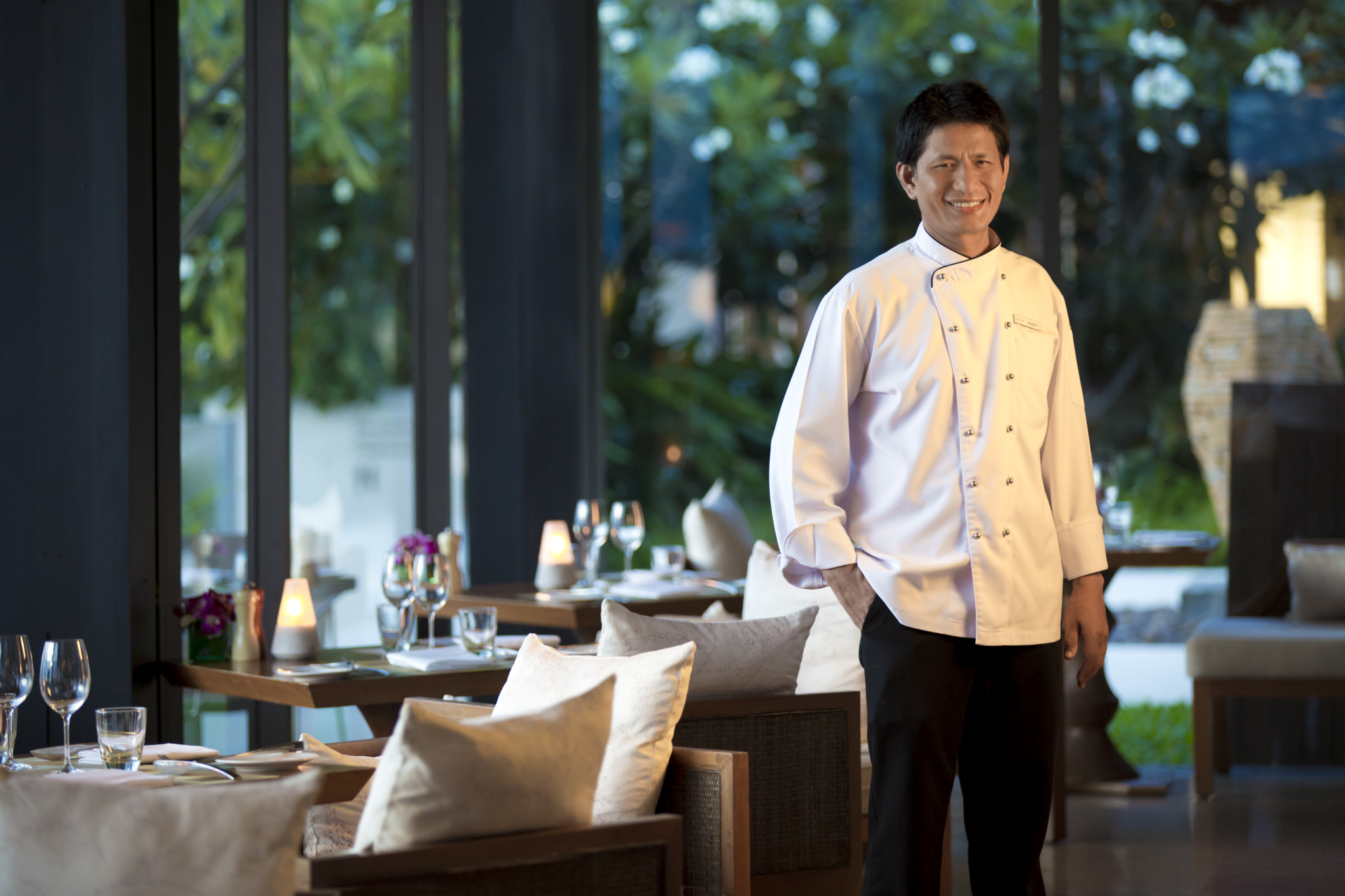 Conrad Koh Samui Appoints Woothigrai Mungjit as Executive Chef | Samui Times