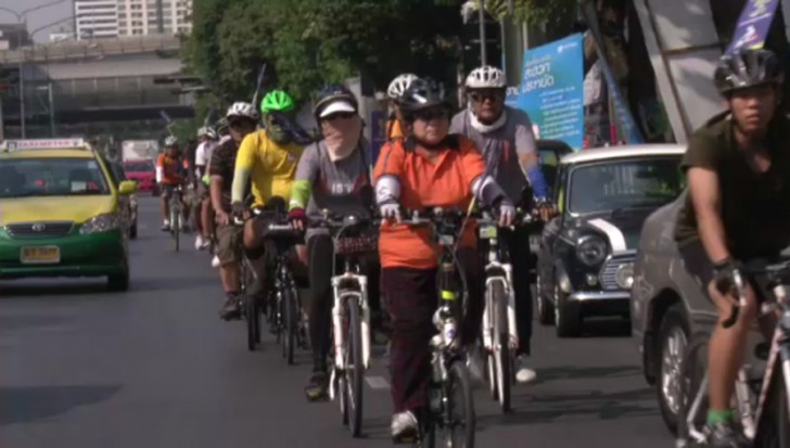 Special Report: PM supports the creation of safe bike lanes across Thailand | Samui Times