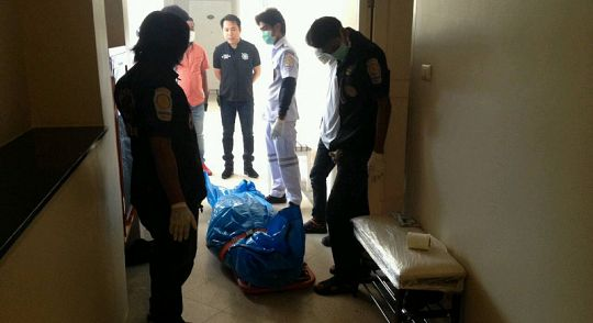 Puzzle over corpse found in Phuket condo unit | Samui Times