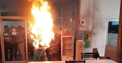Creditor cancels THB1.5 debt after woman burns herself alive | Samui Times