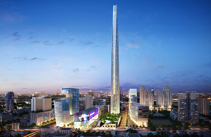 Super Tower: More details about Bangkok's ambitious skyscraper | Samui Times