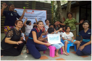 Amari Palm Reef for Special Needs School in Samui | Samui Times