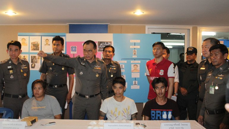B9 million in meth just the tip of the iceberg for drug ring | Samui Times