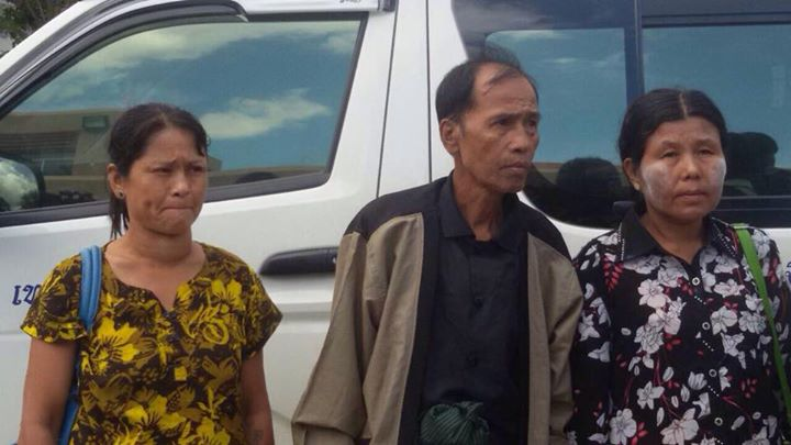 British police arrive in Thailand and parents of the accused arrive at Koh Samui Prison   Samui Times