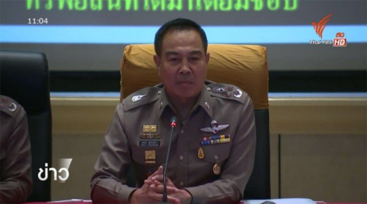 Former CIB chief demands 3-5 million baht each from officers wanting promotions | Samui Times