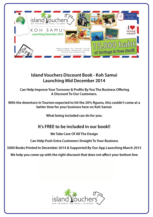 island vouchers launch