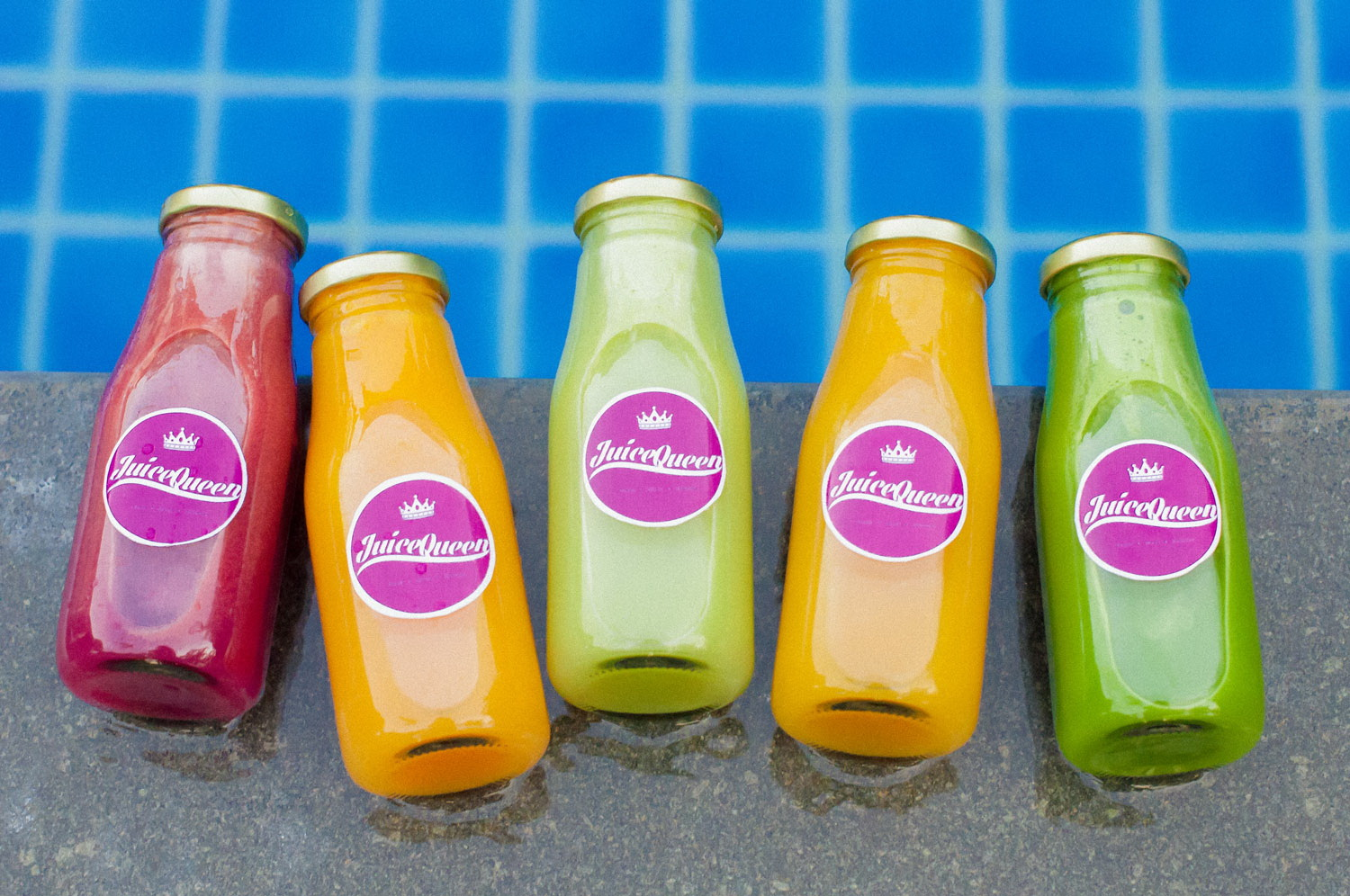 Stay Healthy in 2015 with the Juice Queen | Samui Times