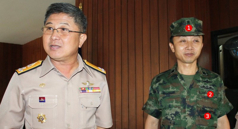 Phuket beach protection racket 'nothing to do with Navy' – admiral | Samui Times