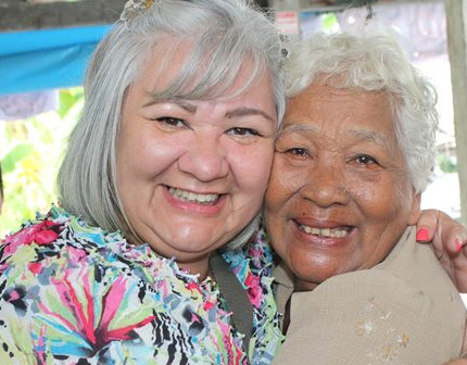 A British woman found her biological Thai mother after being separated for almost 54 years | Samui Times