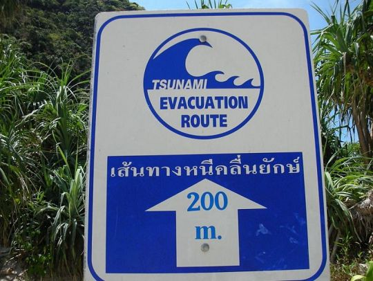 Tsunami, road accidents and collapsing building drill to be held in Phang Nga | Samui Times