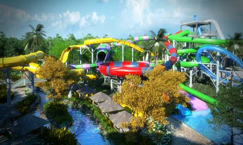 Asia's first water jungle to open in Hua Hin in December | Samui Times