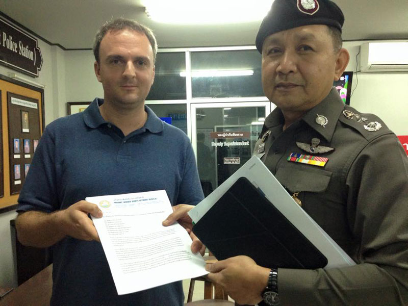 Myanmar migrant bike fines by Thai police 'excessive' in Samui says Andy Hall | Samui Times