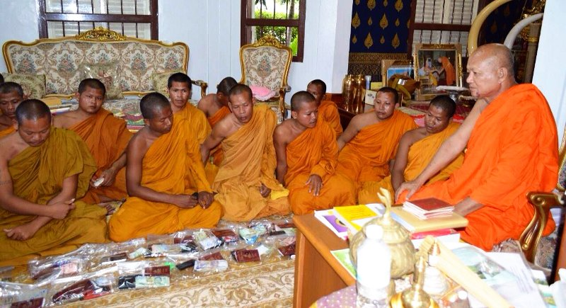 19 Cambodian monks arrested, defrocked in Phuket | Samui Times