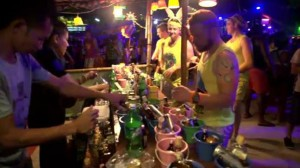 full moon party doco Oz