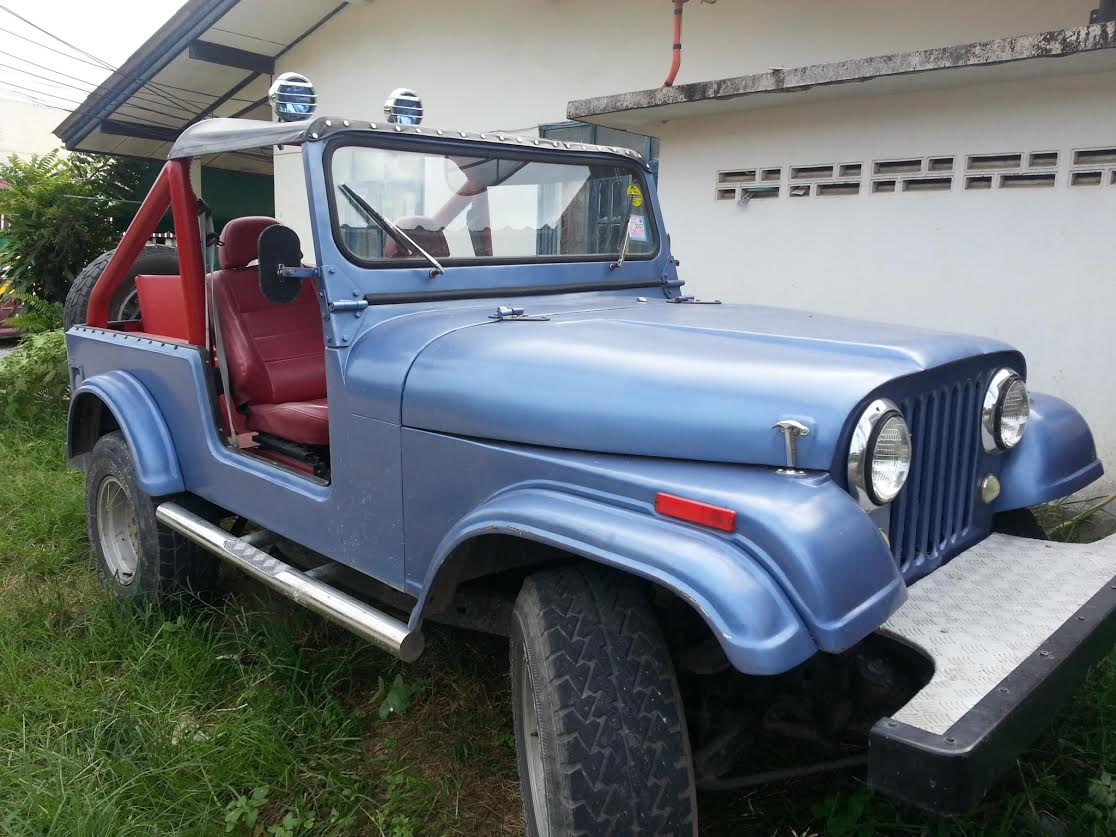 Jeep for sale | Samui Times