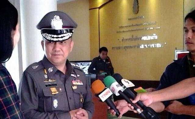 No holiday for Thai police over New Year's holiday | Samui Times