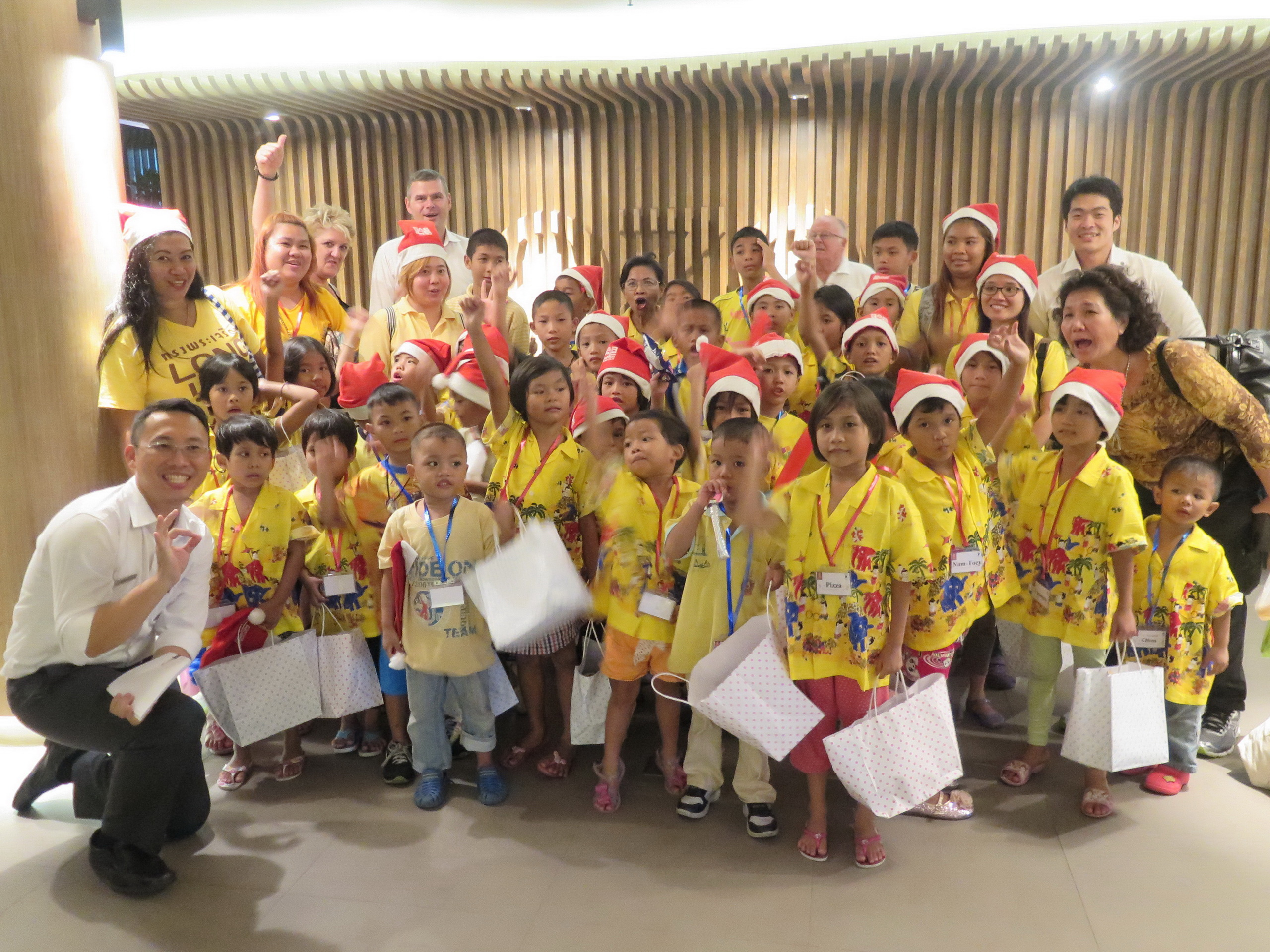 OZO Chaweng Samui Welcomes Group from the Mercy Centre   Samui Times