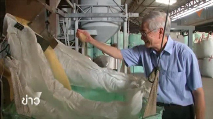 New technique to turn decaying rice to safe and quality rice discovered   Samui Times