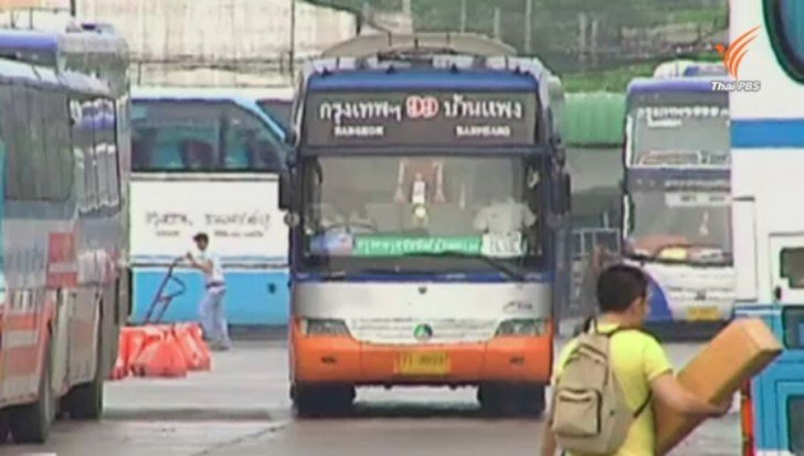 Speeding and reckless driving rank top of all the complaints against public buses   Samui Times
