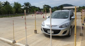 driving test changes in Phuket