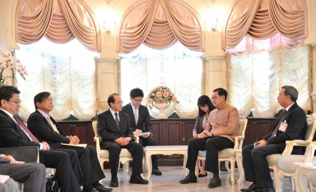 Japan to help Thailand construct high speed train | Samui Times